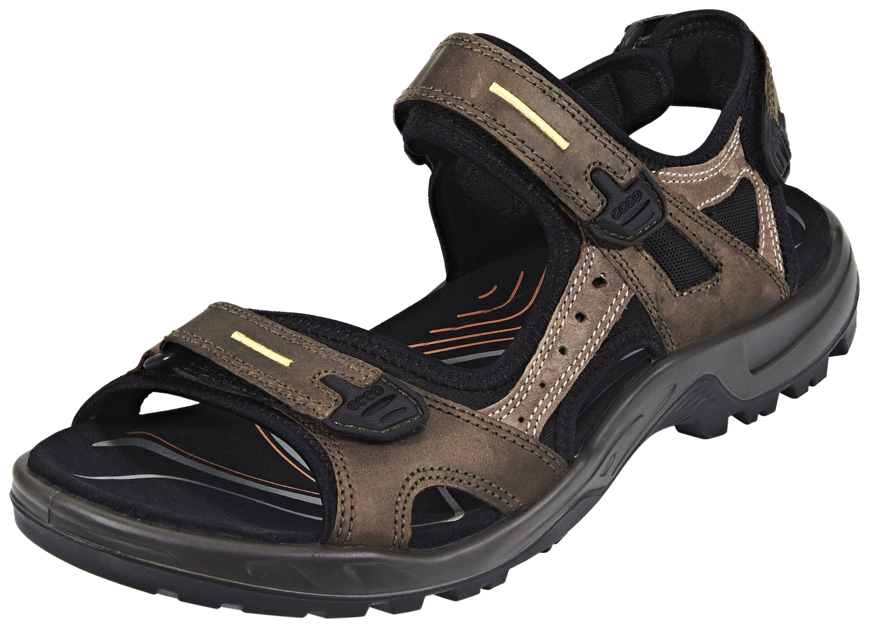 Ecco Homme Offroad Yucatan Outdoor Trail Marche Randonnée Sandales Chaussures